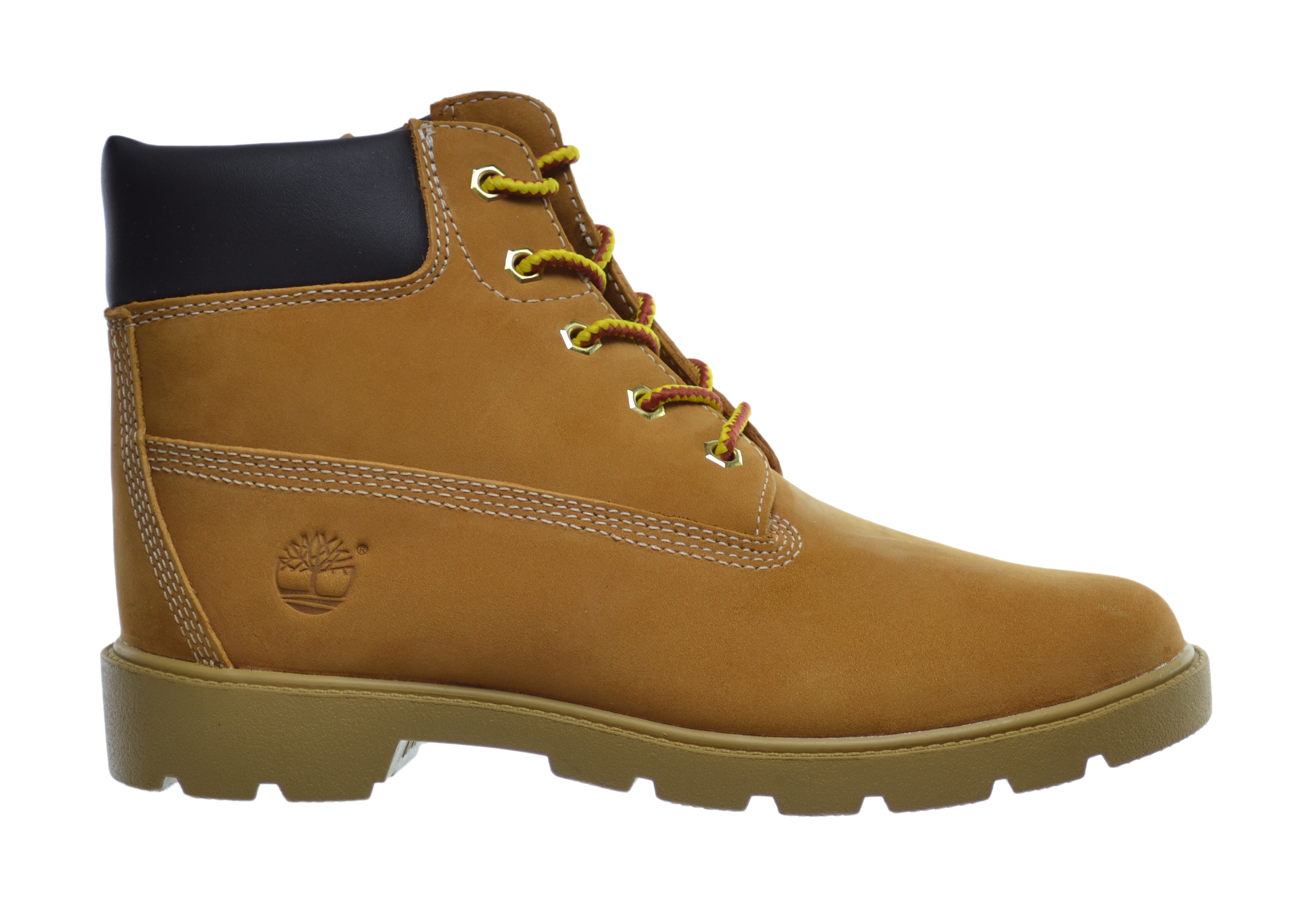 timberland big 6 inch basic waterproof boots wheat
