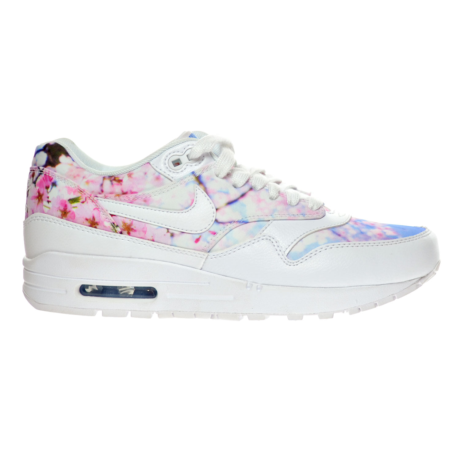 Nike Air Max 1 Cherry Blossom Wit/University Blue/Wit 528898-102