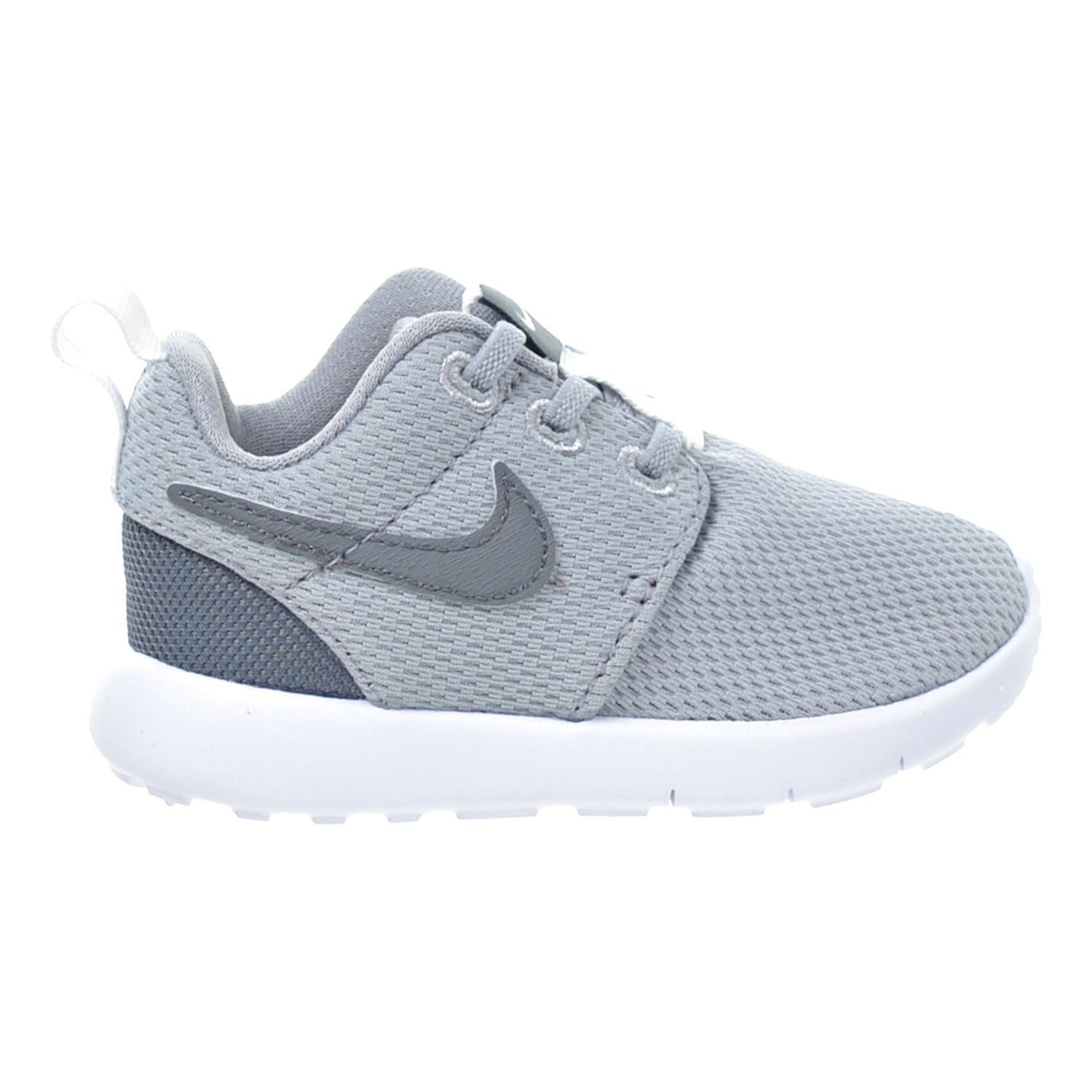 affaae136896 Nike.com  Nike Roshe One (TDV) Toddler Shoes Wolf Grey Cool Grey White  749430 ...