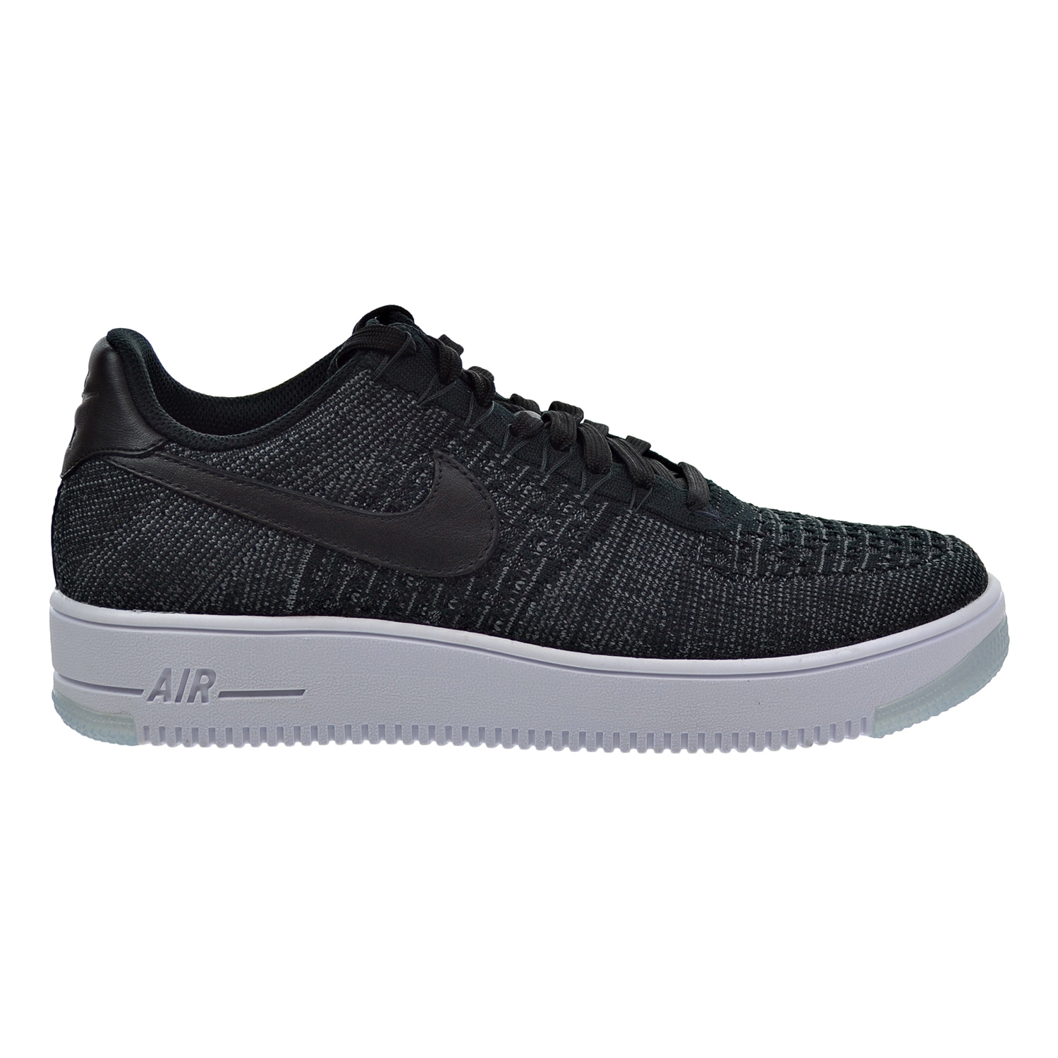 air force 1 black and grey ultra flyknit shoes the river