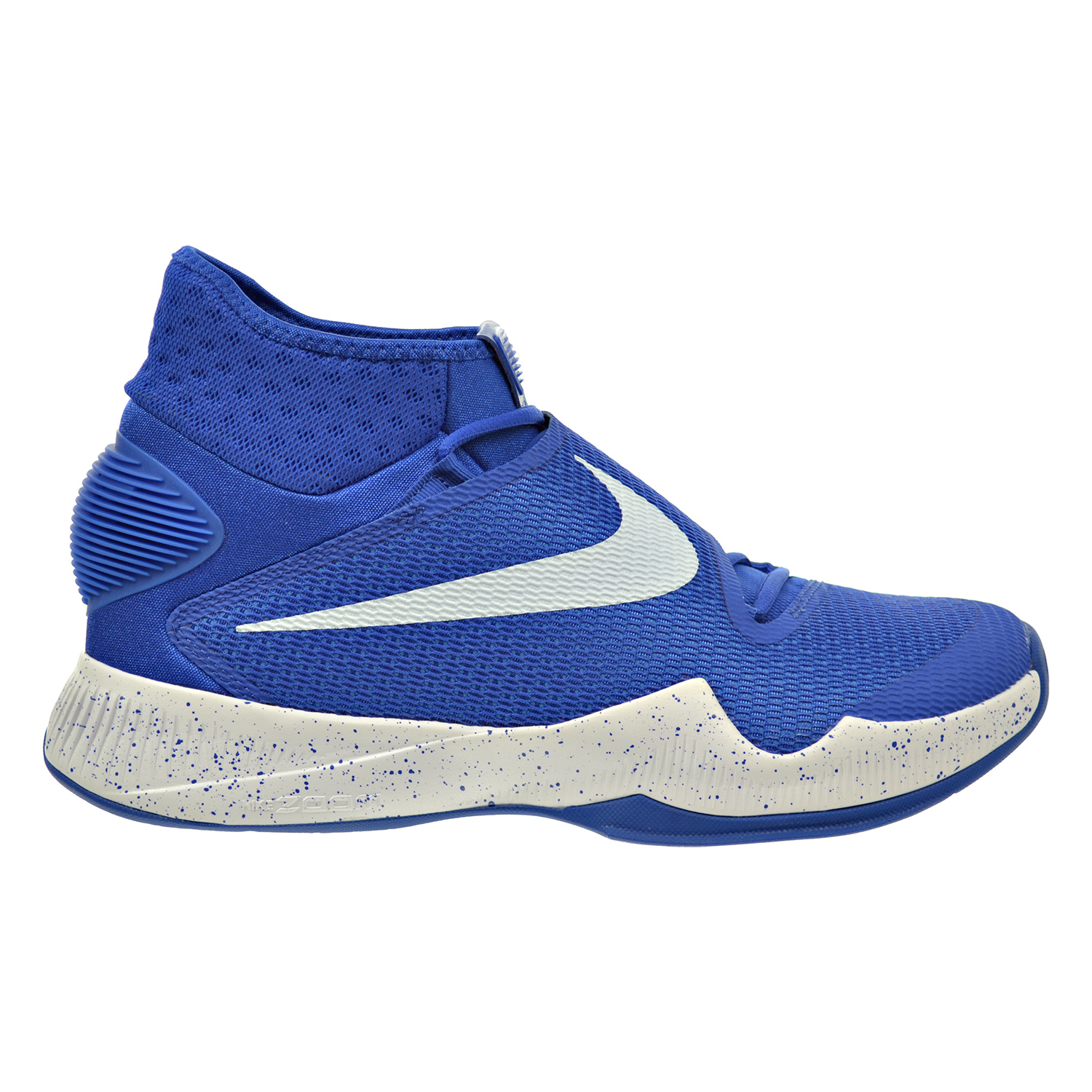 Nike Zoom Hyperrev 2016 Men's Shoes Game Royal/White/Fountain Blue  820224-415