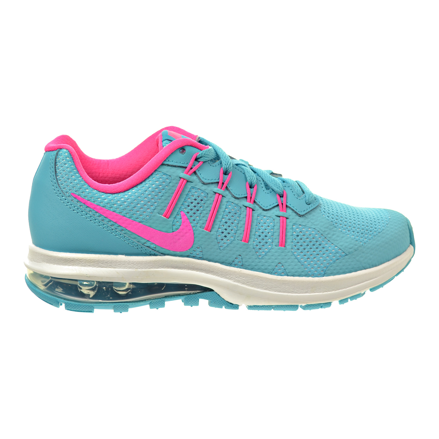 Nike Air Max Dynasty (GS) Big Kid's Shoes Gamma Blue/Pink ...