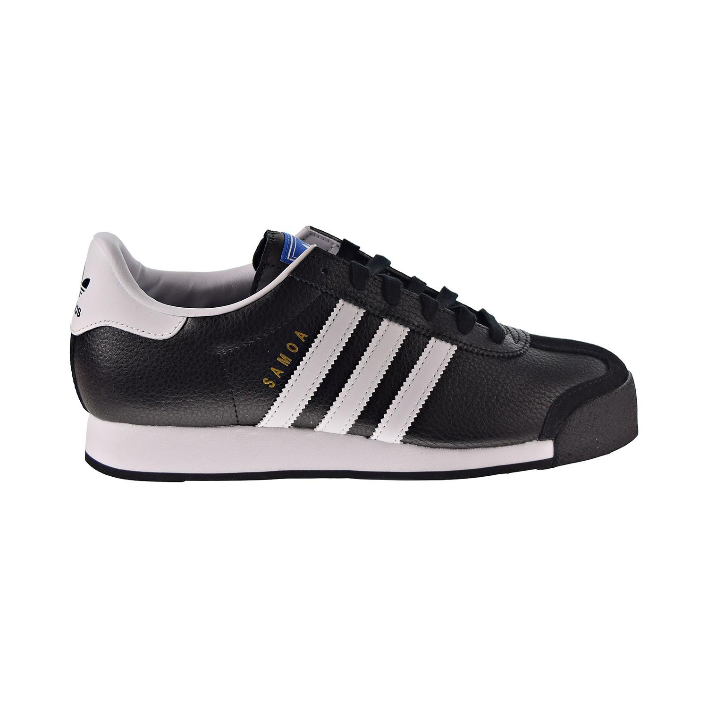 Adidas Samoa Men's Shoes Black-White