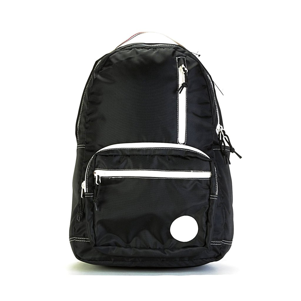 7ce6a7c0a852a Details about Converse Courtside Go Unisex Backpack Black 10009235-a01-001