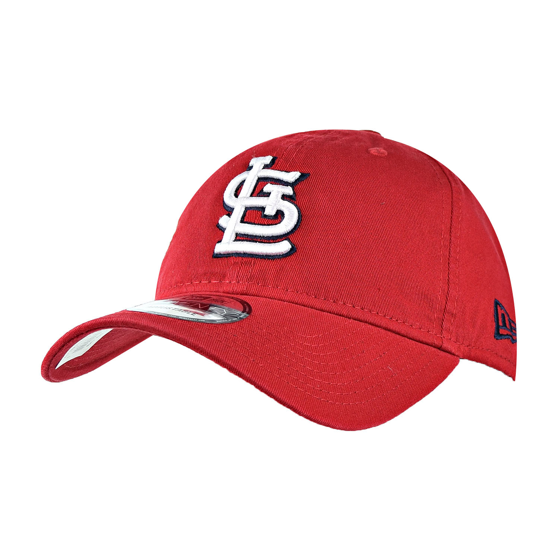 New Era Core Classic Superman 9Twenty Adjustable Cap Hat Red 80609410