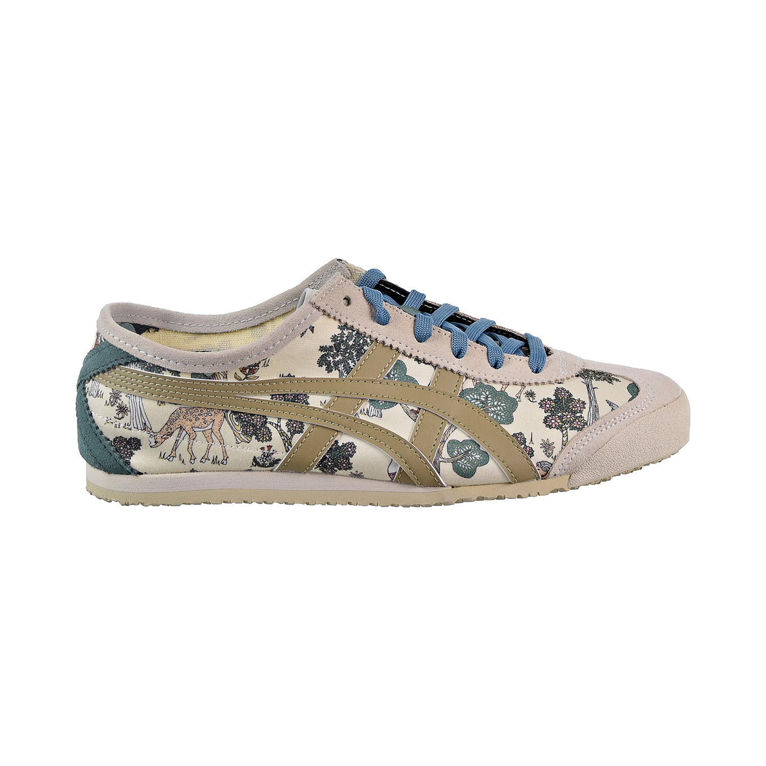 purchase cheap 6a585 c2a86 Details about Onitsuka Tiger Mexico 66 Women's Shoes Oatmeal/Safari Khaki  1182A016-250
