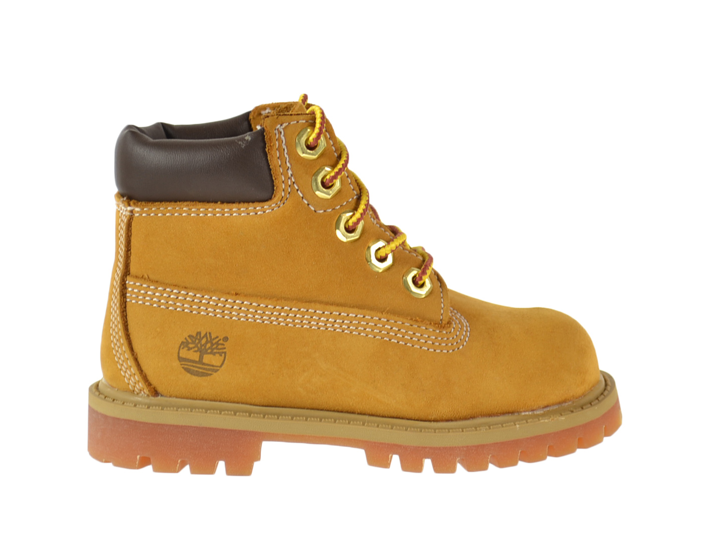 Details about Timberland 6 Inch Premium Infant Boots Wheat 12809