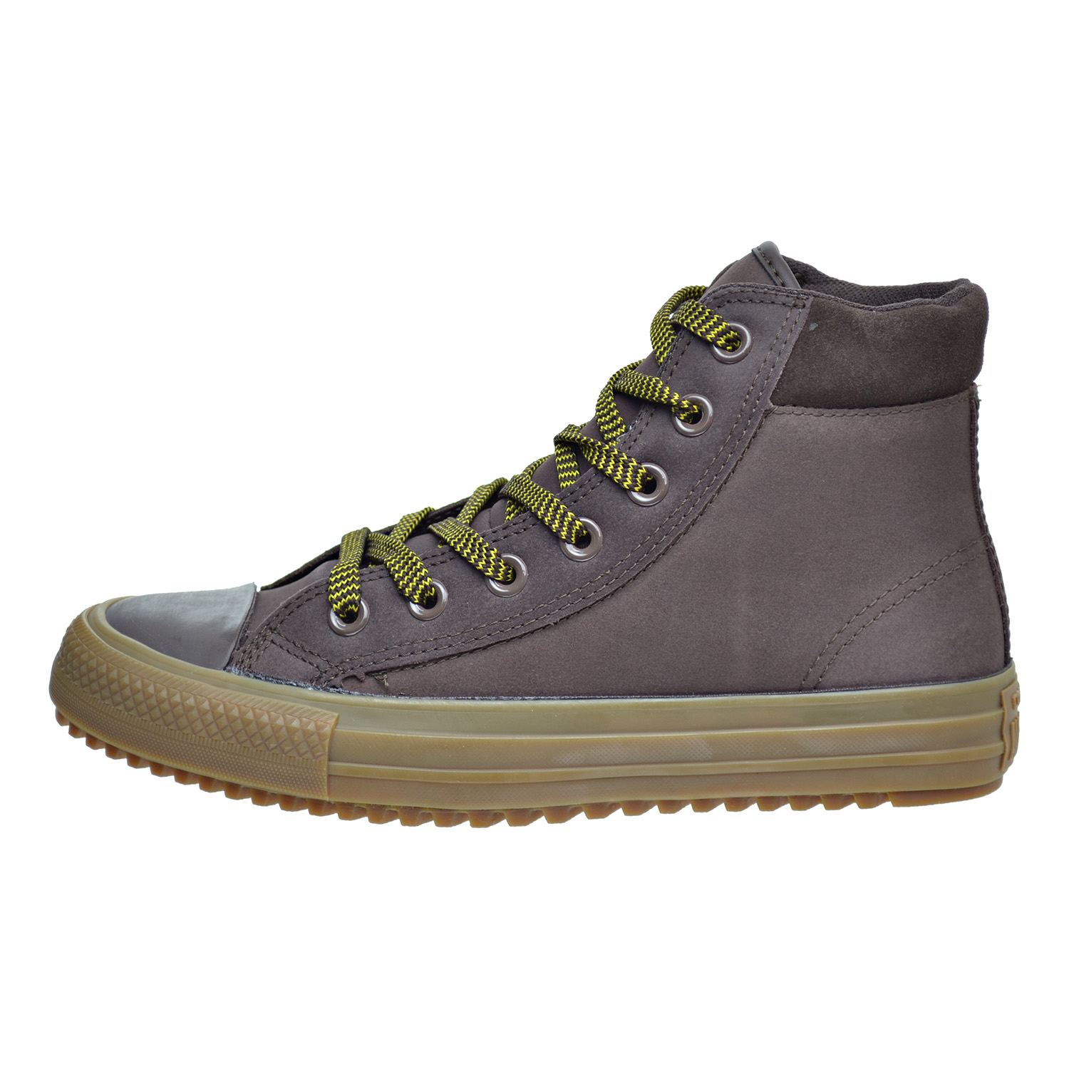 0a7bc2f73f77 Converse Chuck Taylor All Star PC High Top Men s Boots Burnt Umber Lemon Gum  153674c