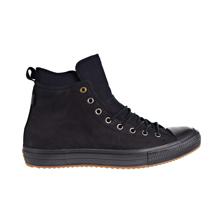 Detalles acerca de Converse Chuck Taylor All Star Bota Impermeable Hi Para Hombre Zapatos NegroGum 157460C mostrar título original