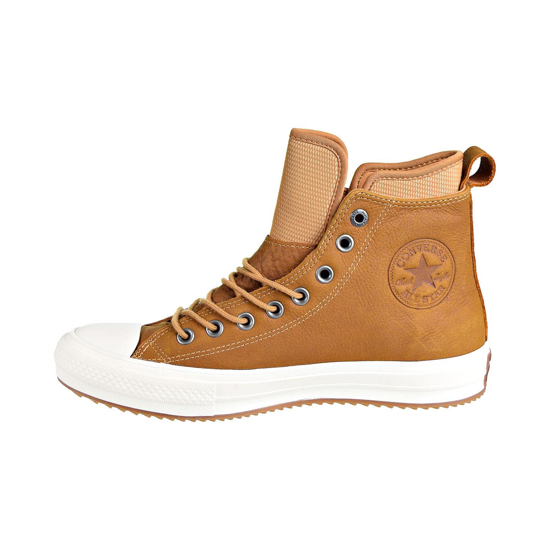 Détails sur Converse Chuck Taylor All Star Imperméable hi boot chaussures hommes Sucre brut 157461 C afficher le titre d'origine