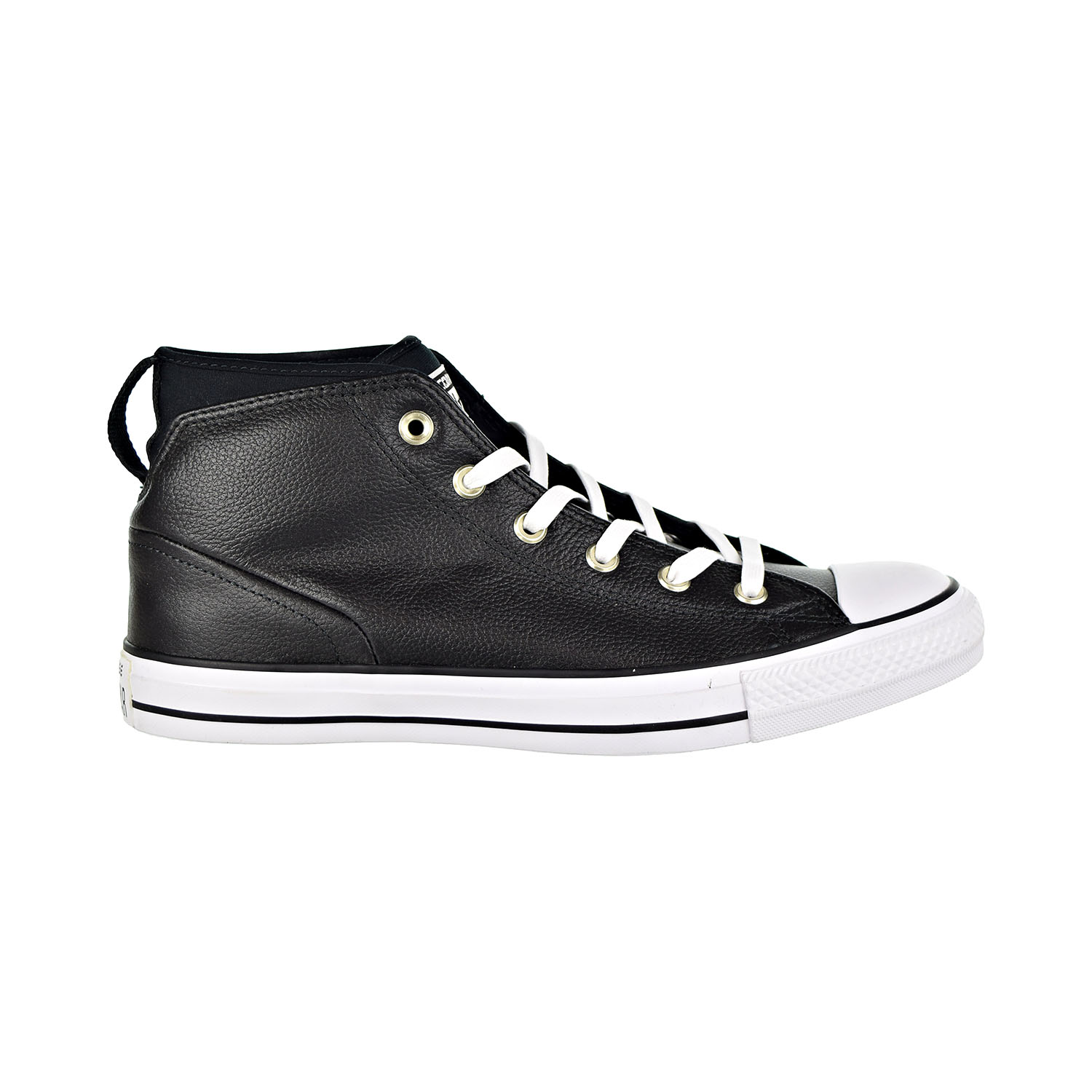 4bdf7532fb8bcd Converse Chuck Taylor All Star Syde Street Mid Men s Shoes Black White  157537c