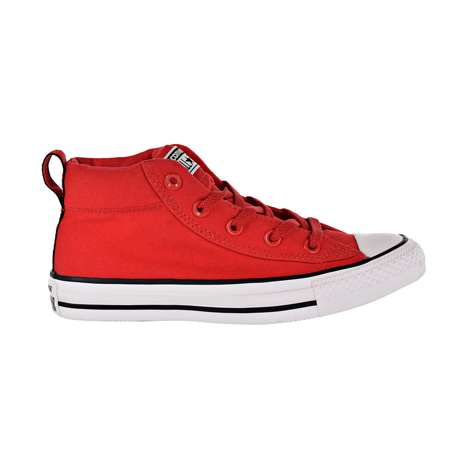 16c83ccdb36b Details about Converse Chuck Taylor All Star Street Mid Men s Shoes Casino  Black White 157540F