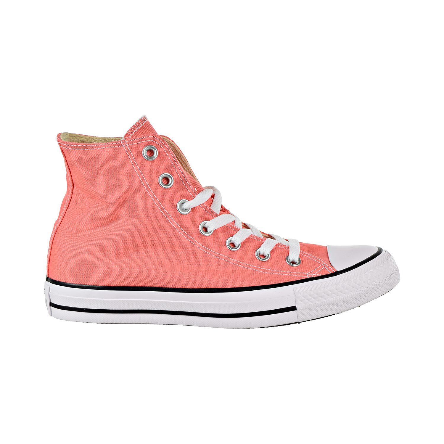Details about Converse Chuck Taylor All Star Hi Big Kids' Men's Shoes Sunblush 157611f