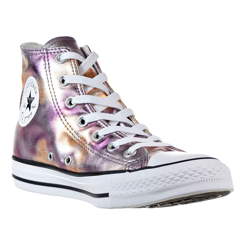 Converse Chuck Taylor All Star Hi Men s Shoes Dusk Pink White Black 157619f c4cf404cf
