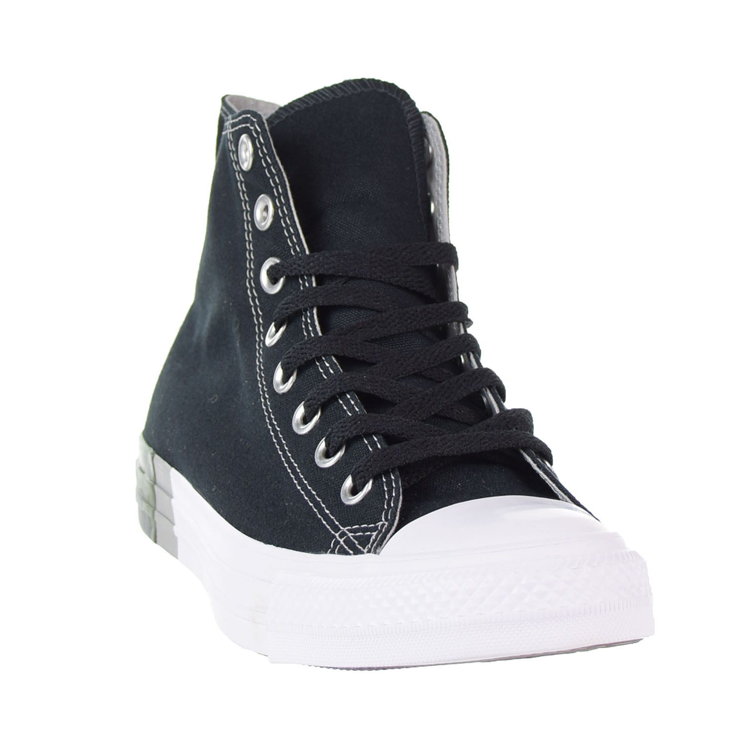 854a2058becb Converse Chuck Taylor All Star HI Unisex Shoes Black Dolphin White 159549f