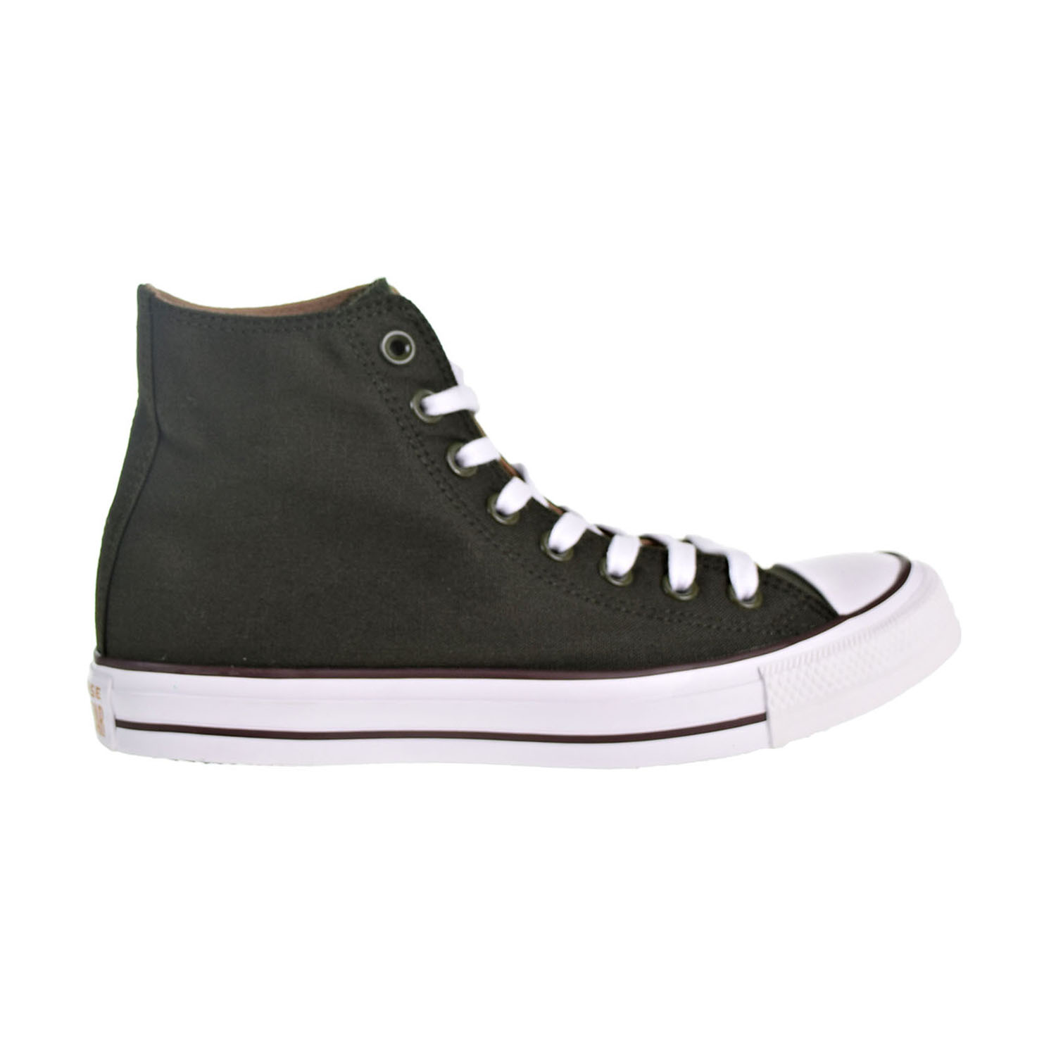 05b1e05b8ccf Converse Chuck Taylor All Star Hi Men s Shoes Utility Green Teak White  162449f