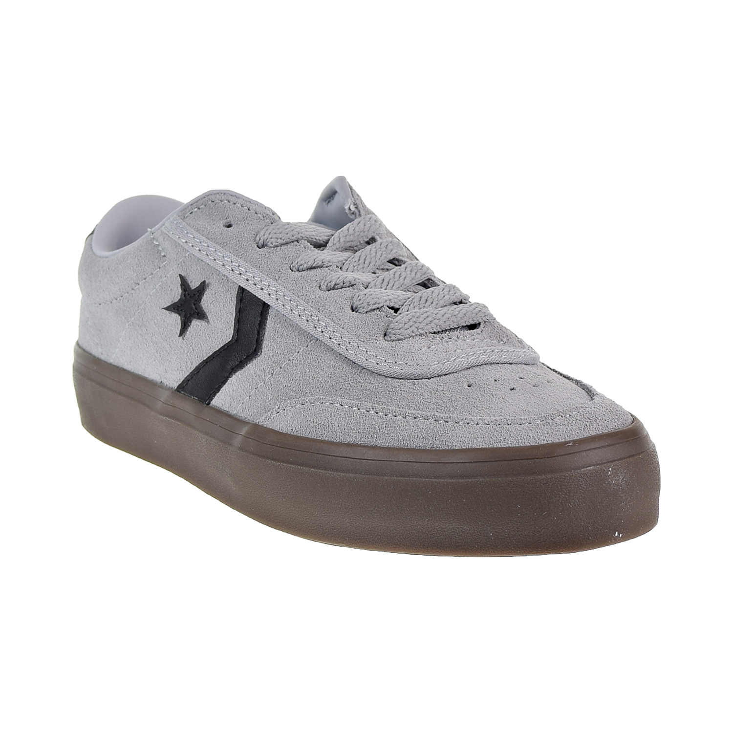 61373a90470b Converse Courtland OX Big Kids  Men s Shoes Wolf Grey Black Brown 162571c