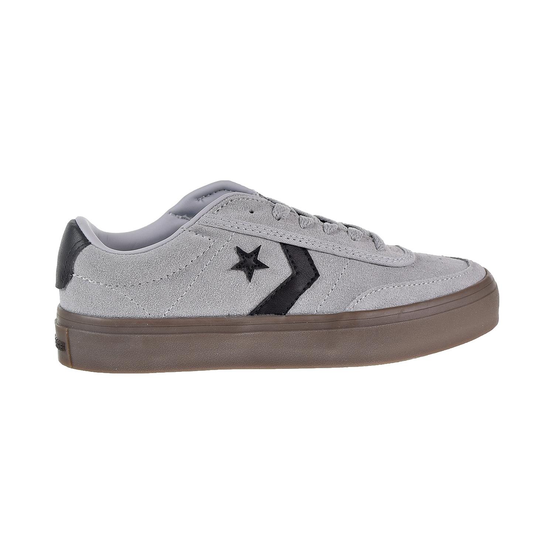 Details about Converse Courtland OX Big Kids  Men s Shoes Wolf  Grey Black Brown 162571C e821dbdc77