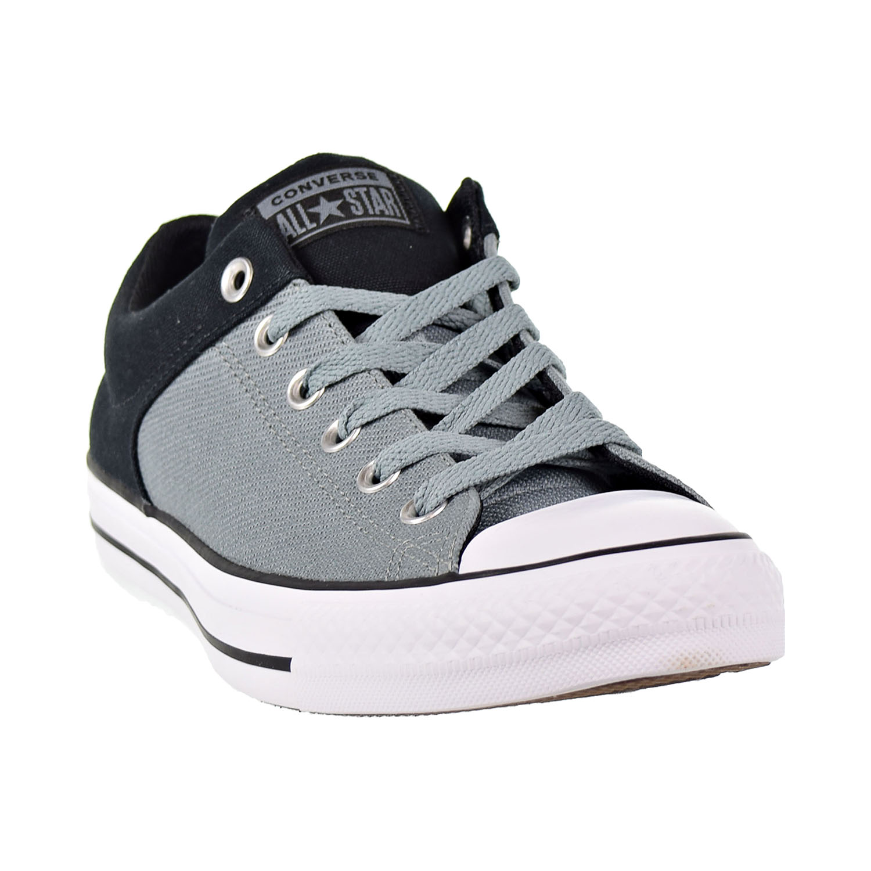 Details zu Converse Chuck Taylor All Star High Street Ox Big Kids Men's Shoes Black 163217F