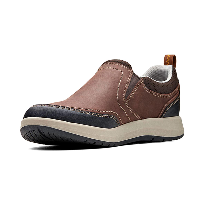 Clarks Shoda Race II Slip-On Mens Shoes