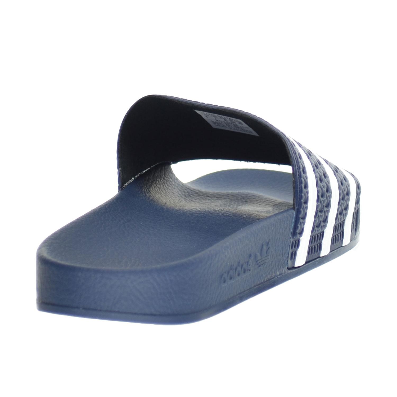 f753e466aad6 Adidas Adilette Men s Slides Adiblue White 288022