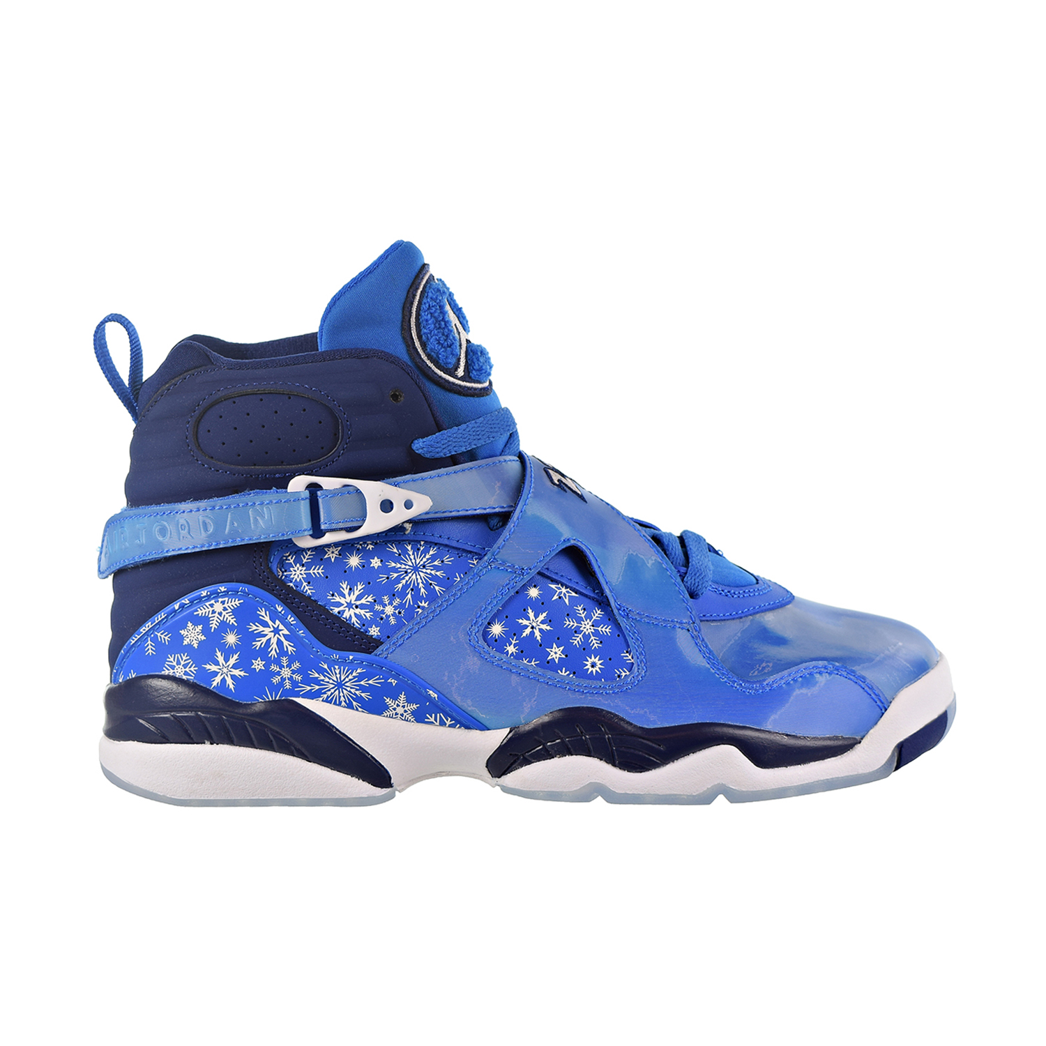 87abe9d491571 Details about Nike Air Jordan 8 Retro Big Kid's Shoe Cobalt  Blaze/Blue/Void/White 305368-400