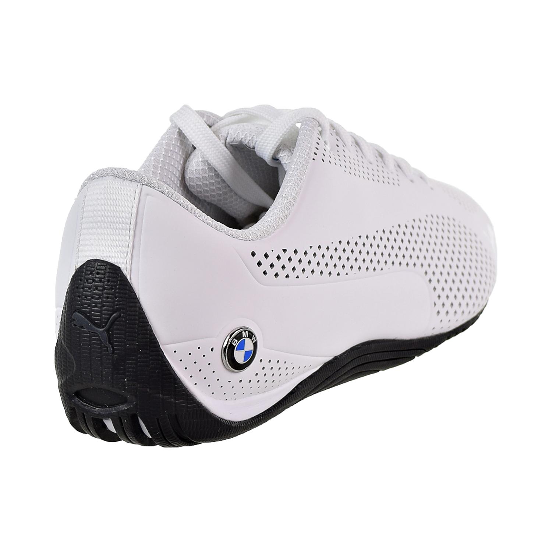 Puma BMW Motorsport Drift Cat 5 Ultra Men s Shoes White 305882-02   eBay 4a302375d6d