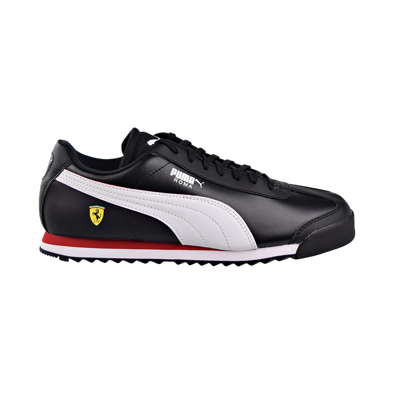 Puma SF Roma Ferrari Mens Shoes Black