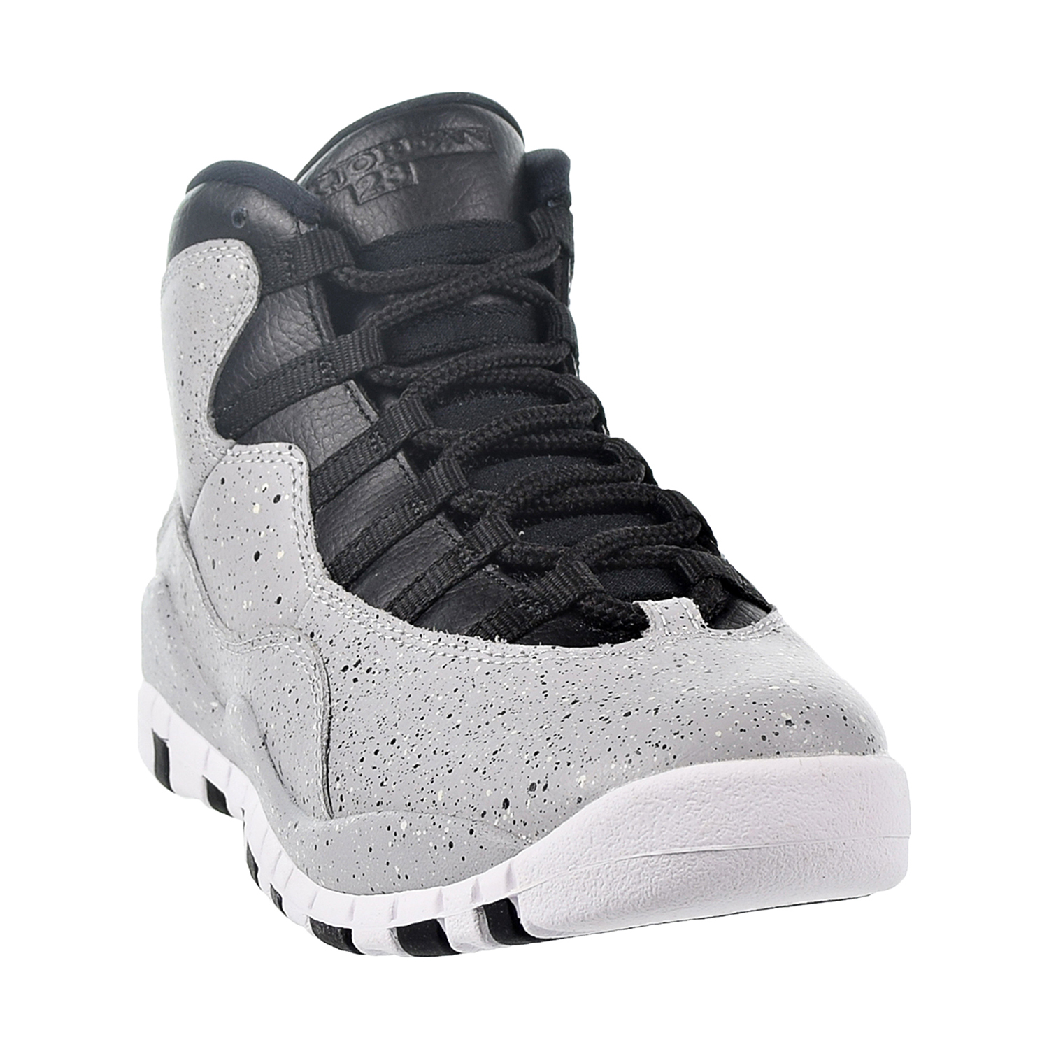 online retailer b9d15 e46f1 Nike Air Jordan 10 Retro Big Kid s Shoe Light Smoke Grey Black 310806-062