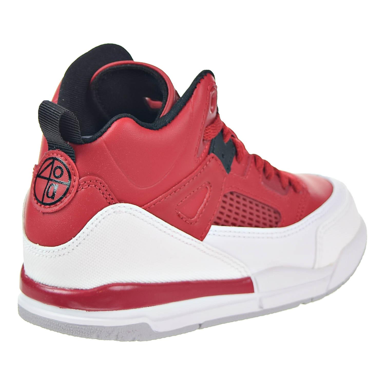 huge discount 038f7 7a0a5 Jordan Spizike BP Little Kids  Boys shoes Red Black-white-wolf Grey  317700-603