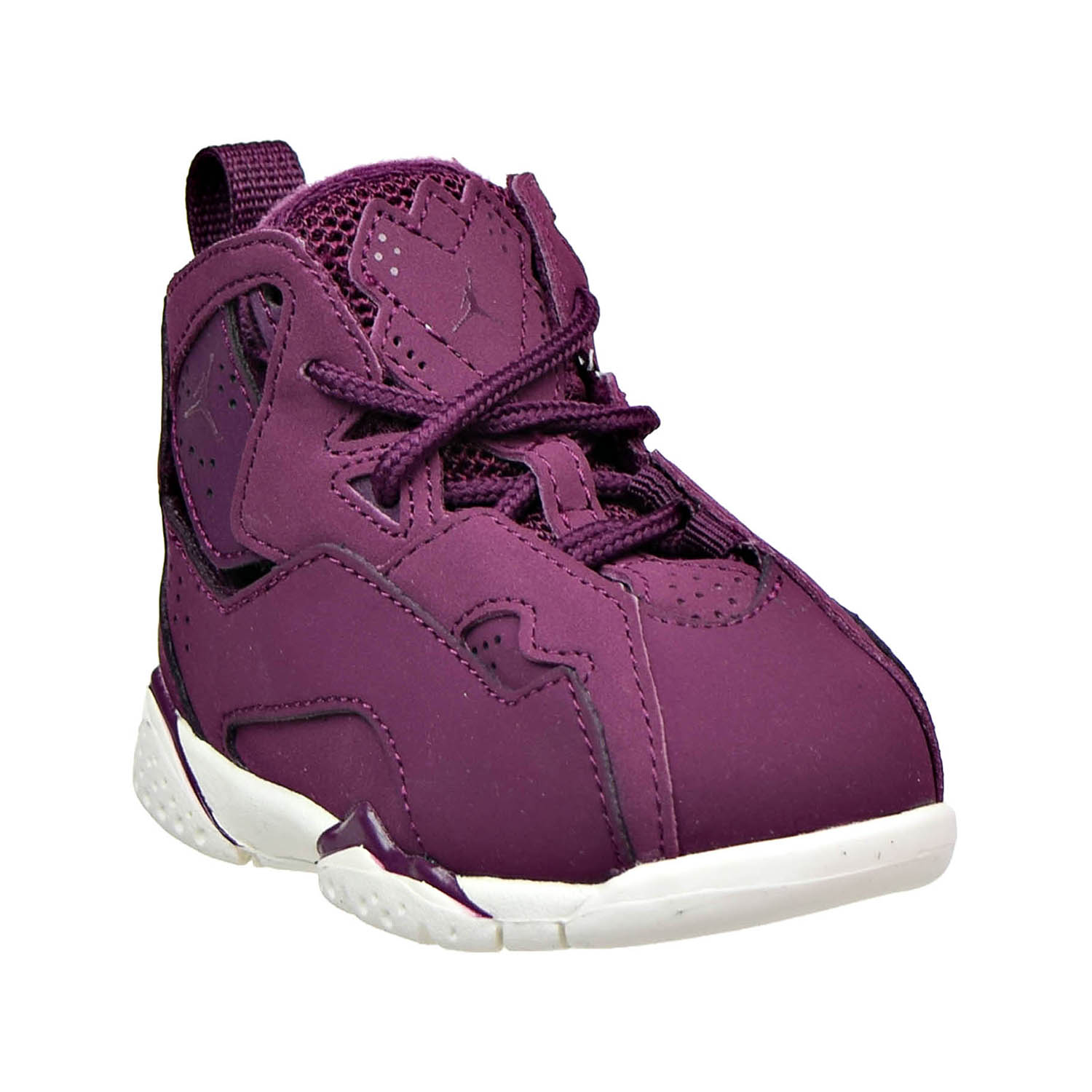best website 86cb8 5afd0 Details about Jordan True Flight BT Toddlers Shoes Bordeaux Bordeaux Sail  343797-625