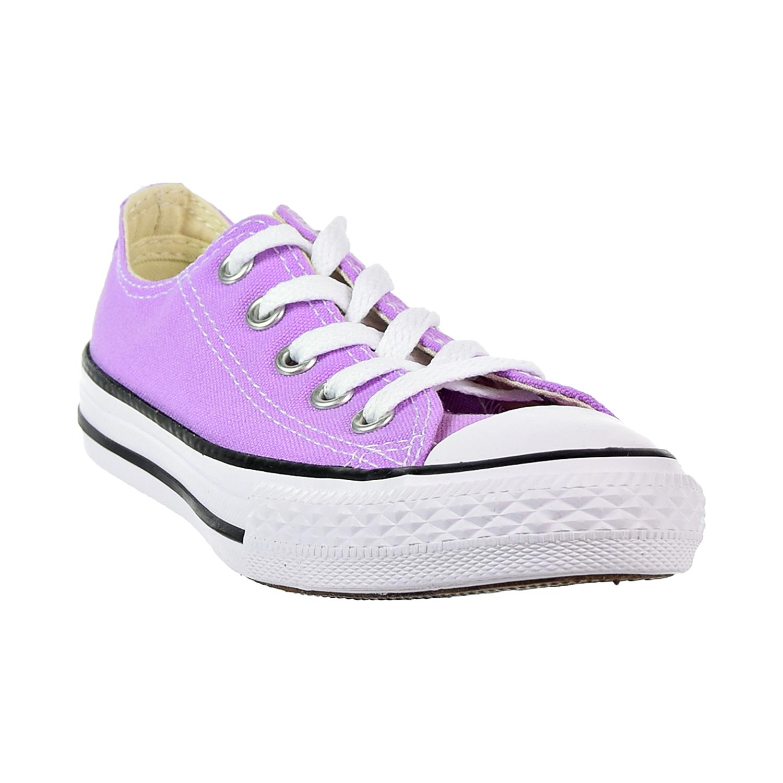 a163fc8bf537 Converse Chuck Taylor All Star OX Little Kids  Shoes Fuchsia Glow 355576F