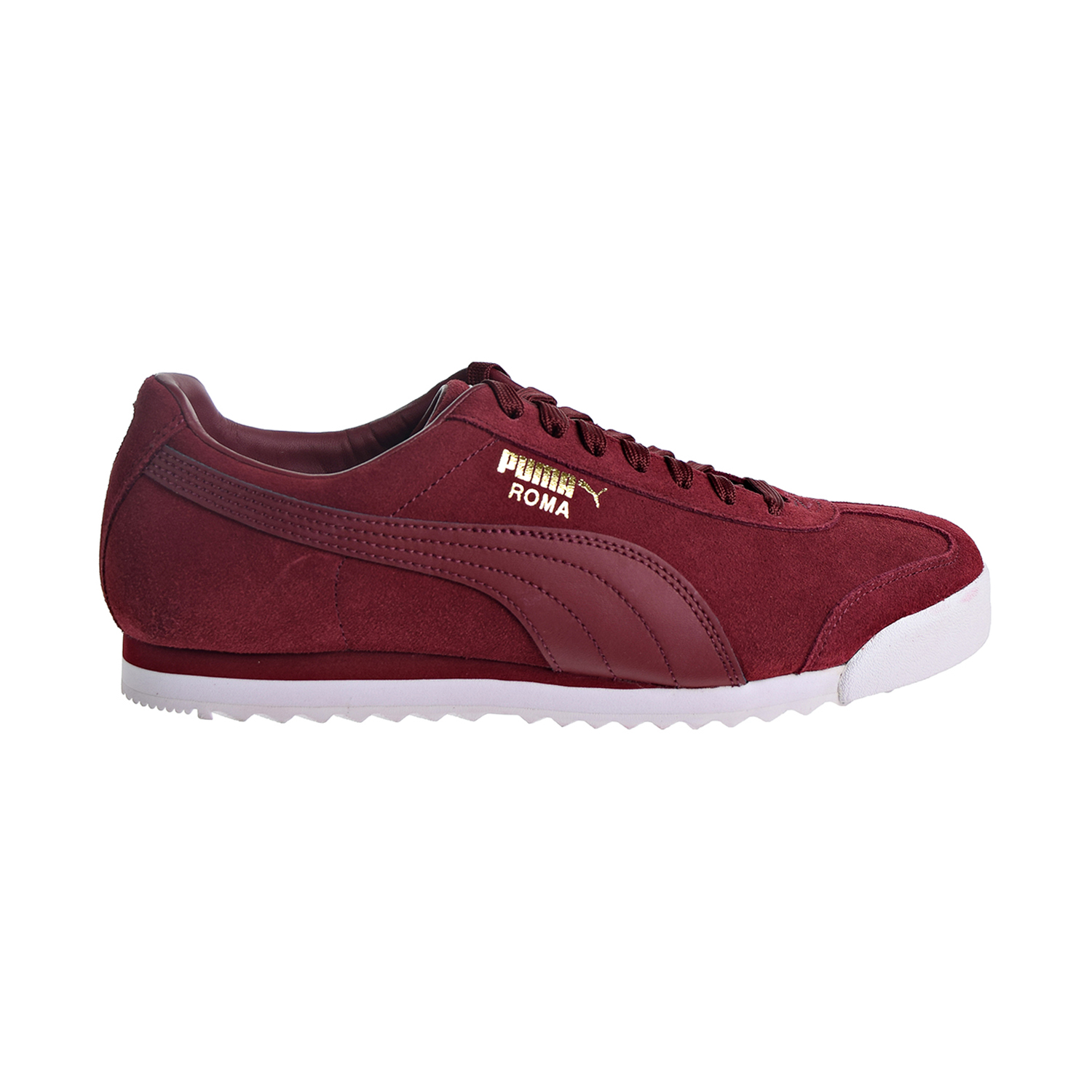 Puma Roma Suede Men s Shoes Pomegranate 365437-09  6209a3750