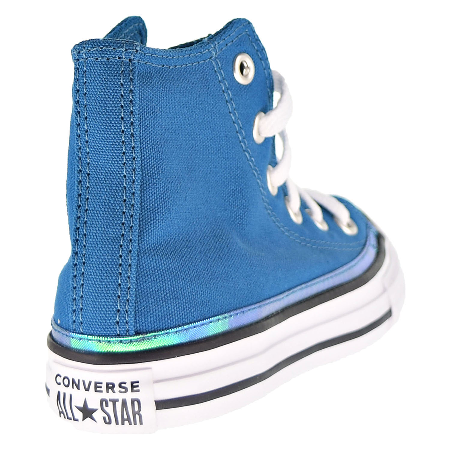 Converse Chuck Taylor All Star Hi Kids/' Shoes Campfire Orange//Black 661855F