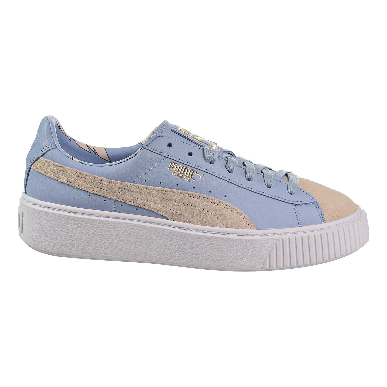 Puma Damen Sneakers Basket Platform Coach 366364 01