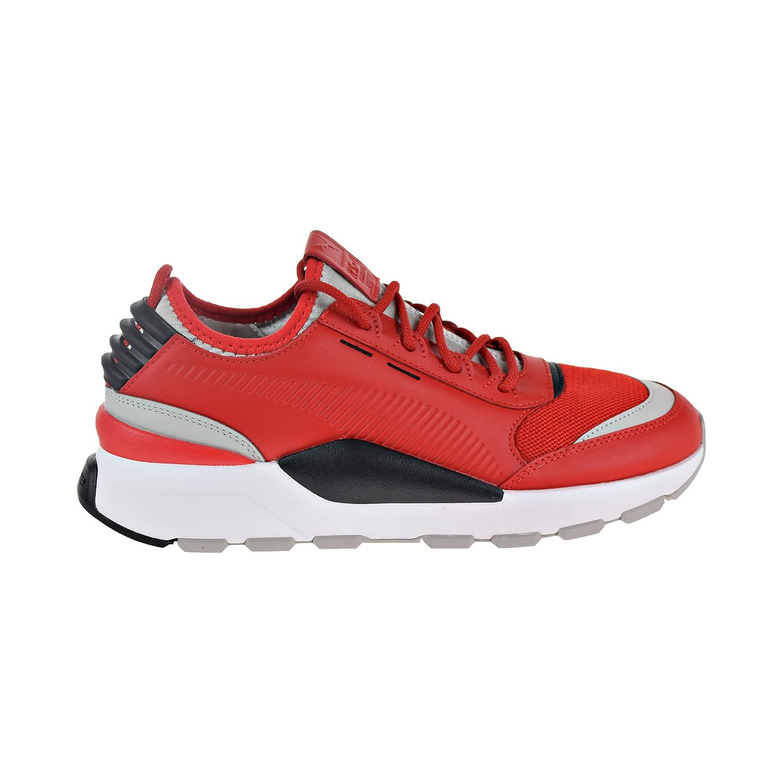 14651e0dc63439 Puma RS-0 Sound Men s Shoes High Risk Red Grey Violet Black 366890 ...