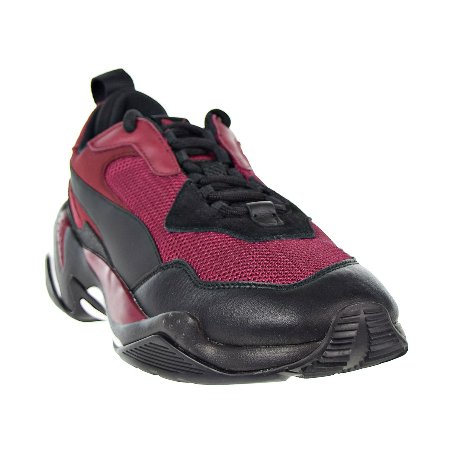 PUMA Thunder Spectra Shoes Rhododendron//Black//T Port 36751603 NEW!