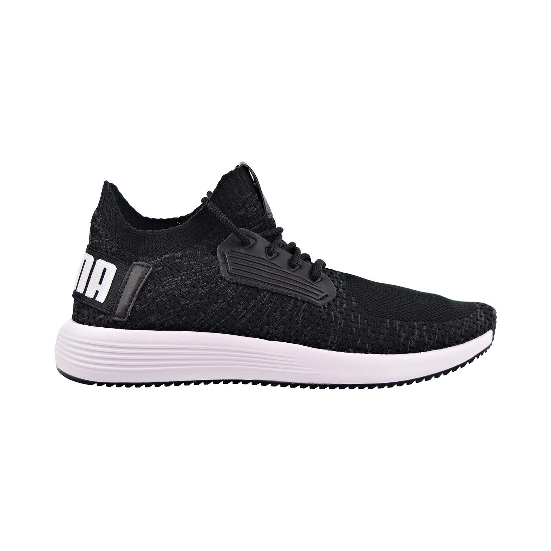 Puma Uprise Knit Mens Shoes Puma Black