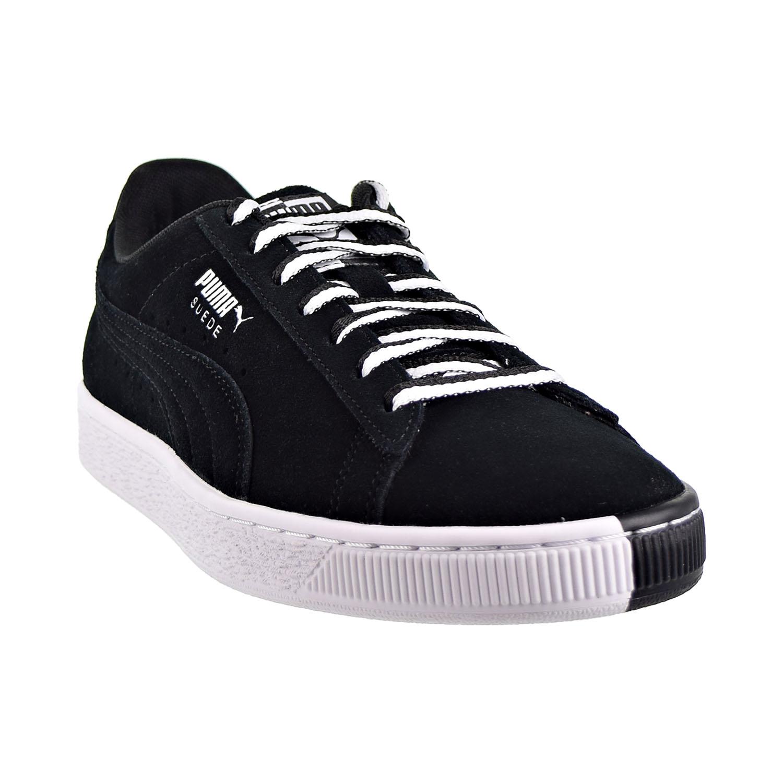 Details about Puma Suede Classic 'Other Side' Mens Shoes Puma Black-Puma  White 369206-01
