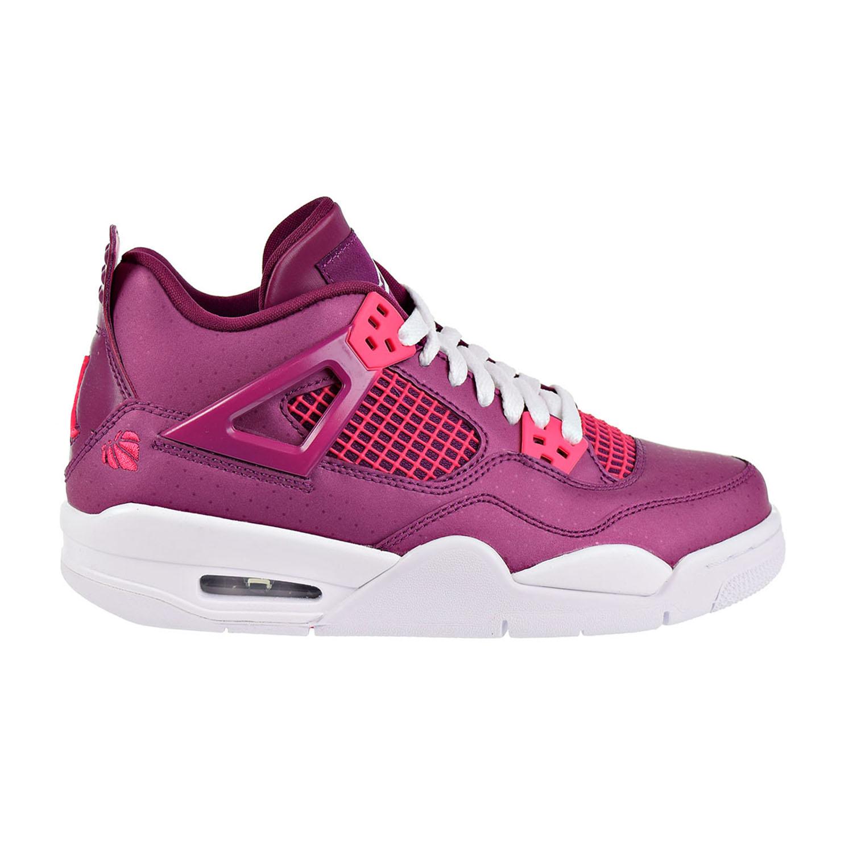 Air Jordan 4 Retro Big Kids Shoes True
