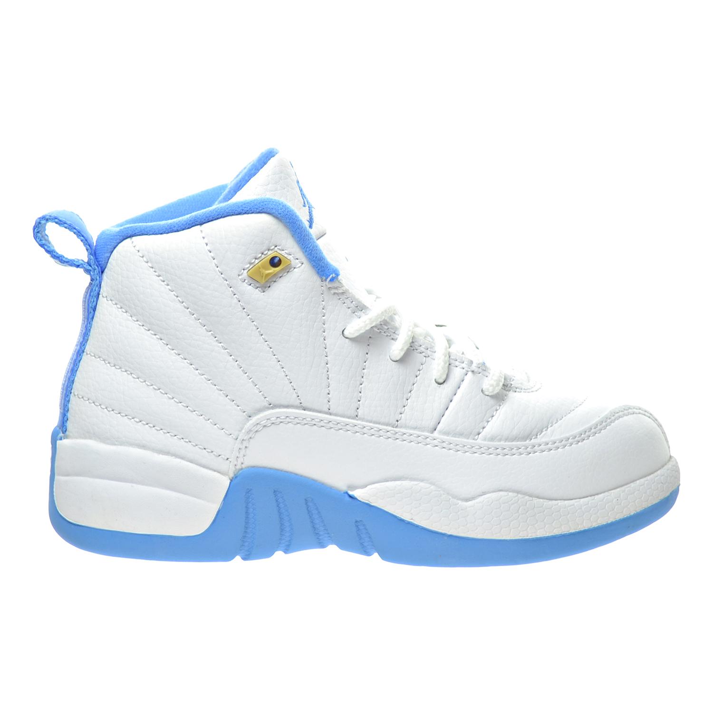 Jordan 12 Retro GP Little Kid's Shoes