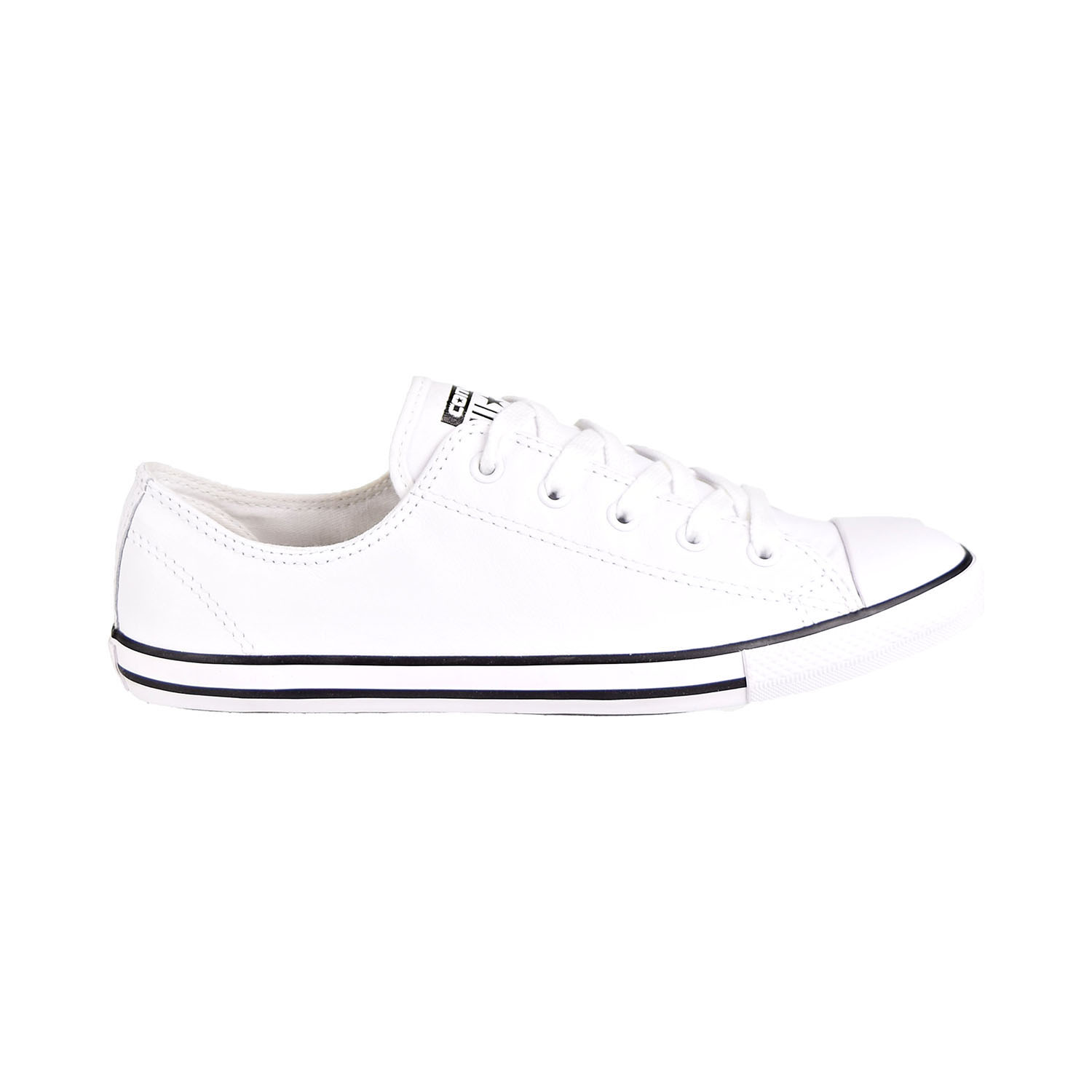 647da8cf66790 Details about Converse Chuck Taylor All Star Dainty Ox Women's Shoes White  537108C