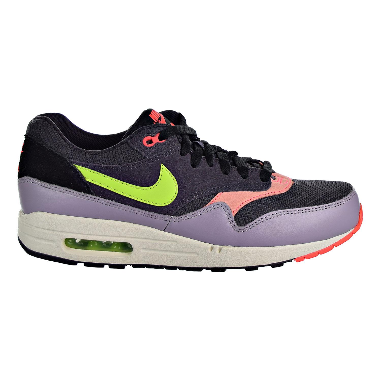 Detalles acerca de Nike Max 1 Essential para hombre Air Tenis Zapatos Cave PúrpuraVerde 537383 500 mostrar título original