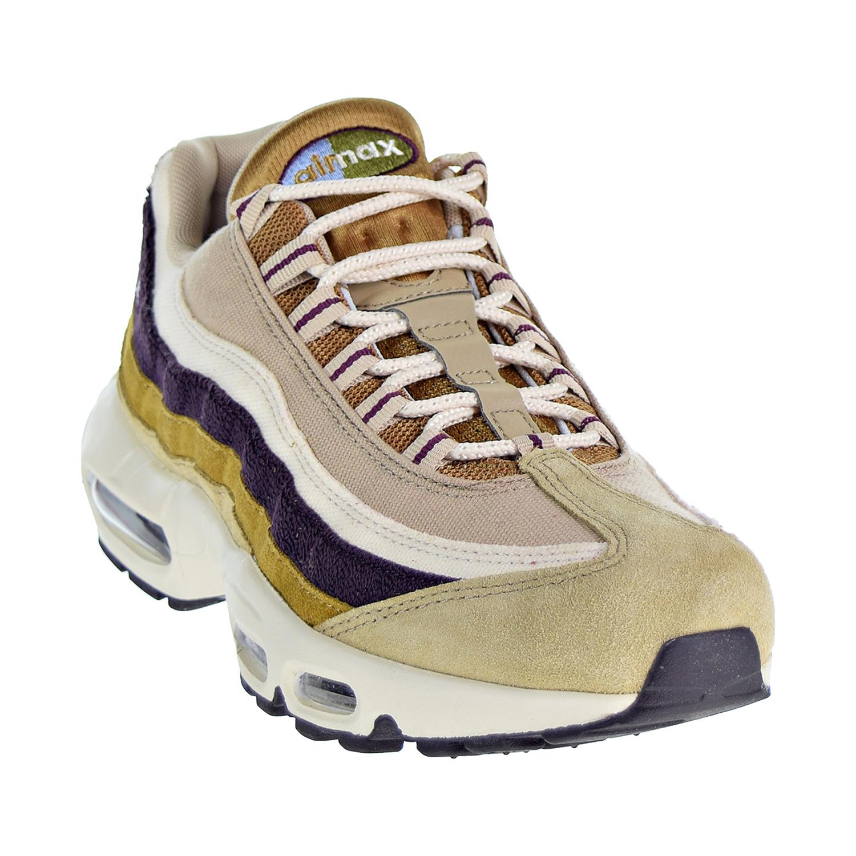 Nike Air Max 95 Premium Men's Shoes DesertRoyalCamper Green 538416 205 SZ 12.5