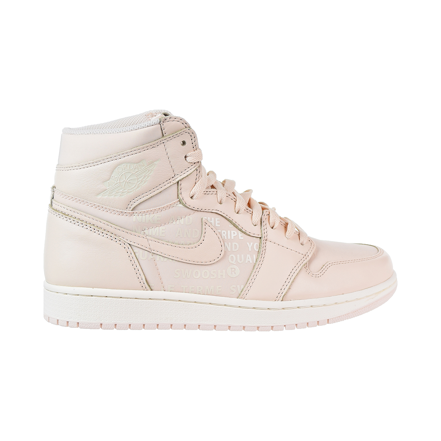 new product 8df28 2f9b4 Details about Air Jordan 1 Retro High OG Men s Shoes Guava Ice Sail  555088-801