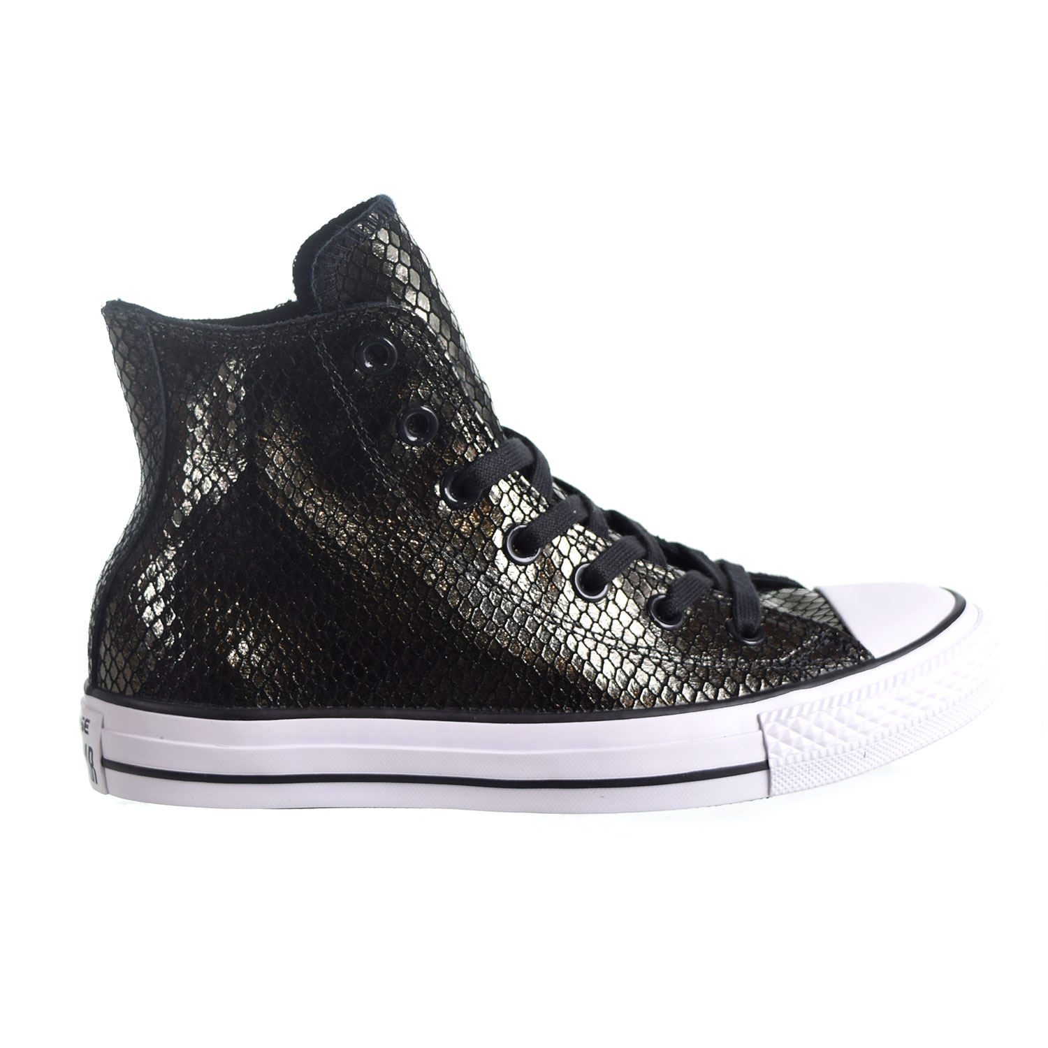 Converse Chuck Taylor All Star Hi Women S Shoes Mettalic
