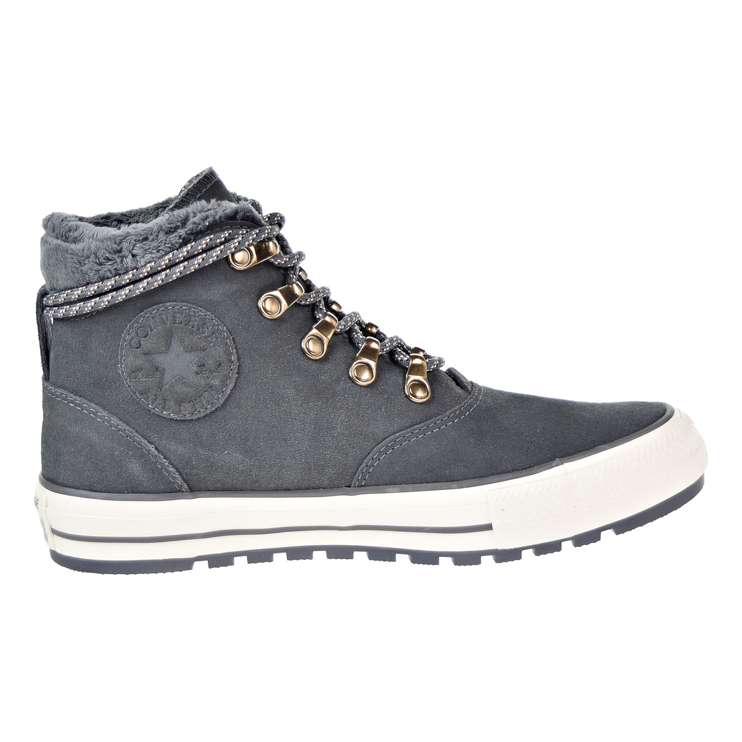 be9cf599e20f0c Details about Converse CT All Star High Top Women s Ember Boots  Thunder Egret 557934c