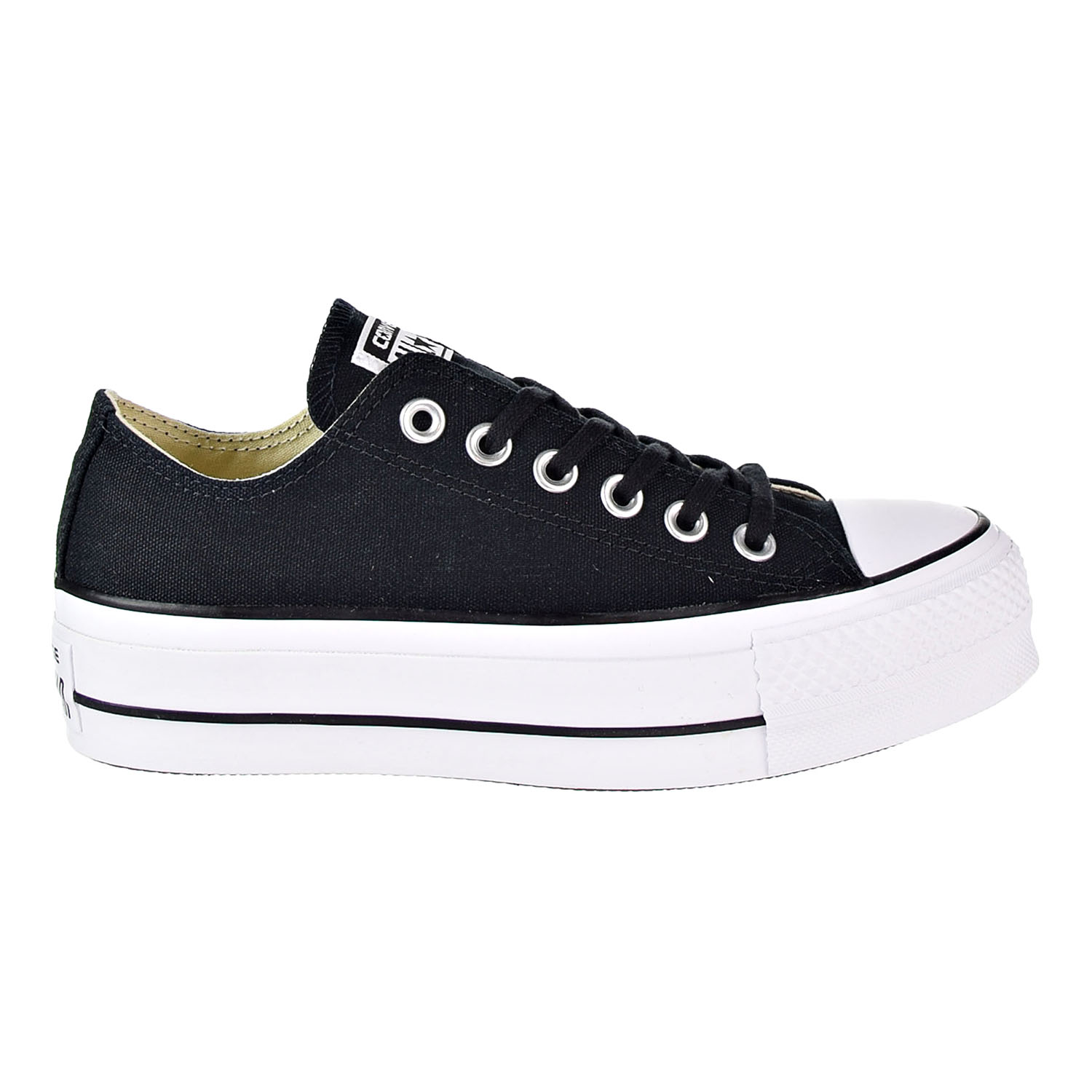 Ladies Blanco Converse Chuck Taylor Coupon For A4a01 9ed37