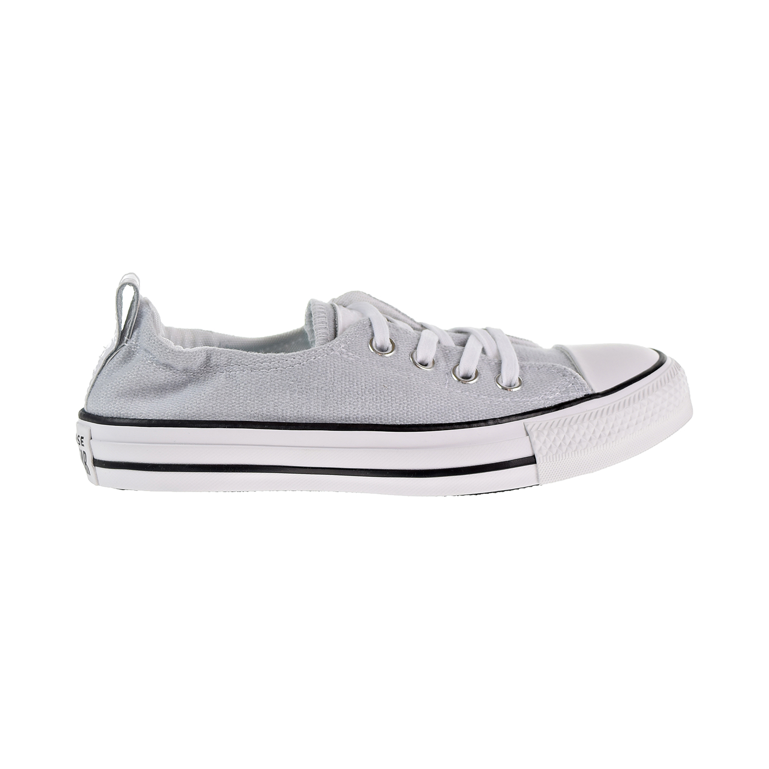7f70334966e4a6 Details about Converse Chuck Taylor All Star Shoreline Slip Women s Shoes  White Black 562458f