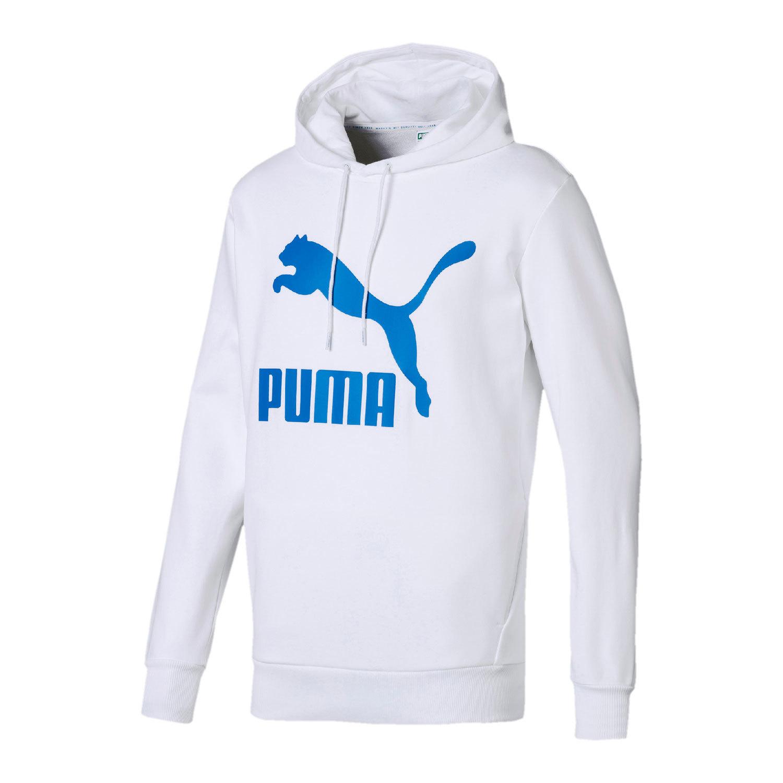 New Puma Kids' Core Logo Hoodie